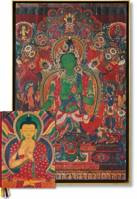 , 'Murals of Tibet, Art Edition B,' , TASCHEN