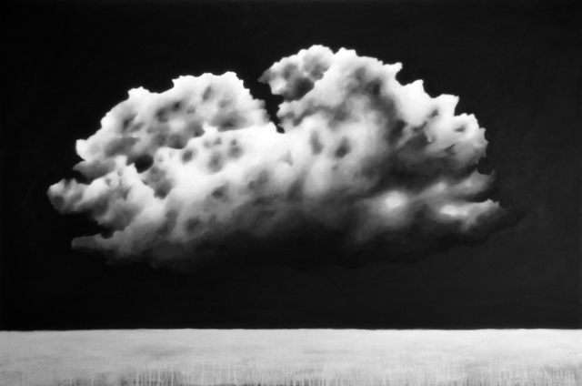 , 'Clouds II,' 2018, Area35 Art Gallery