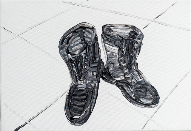 , 'Combat Boots,' 2012, galerie nichido / nca | nichido contemporary art