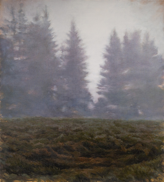 , 'Beyond the Conifers,' 2017, Marloe Gallery