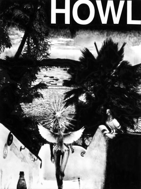 , 'Howl,' 2016, Galerie Heike Strelow