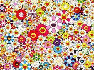 Takashi Murakami, 'Flowers in Heaven', Ode to Art