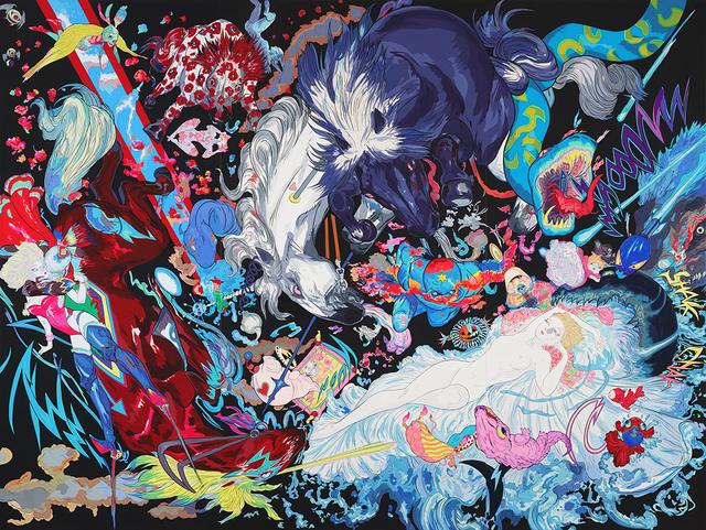 , 'When Sleeping Beauty Wakes,' 2018, Mizuma Art Gallery