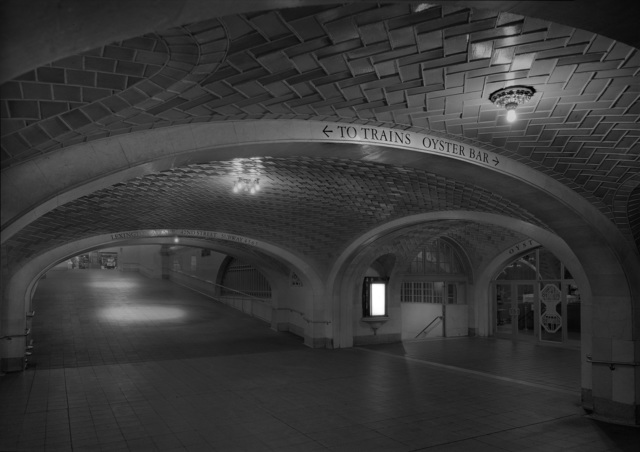 , 'Ditch Light - Grand Central Station Project - 1:30am Whisper Room,' 2016, Holden Luntz Gallery