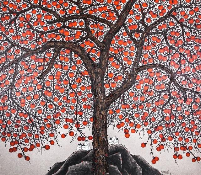 , '柿熟实收 Persimmon Harvest (Limited print),' , Art WeMe Contemporary Gallery