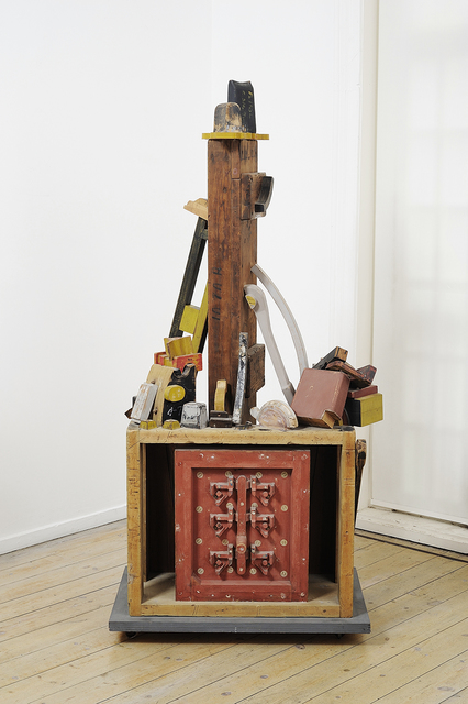, 'Opus No 811,' 1989, Charles Nodrum Gallery
