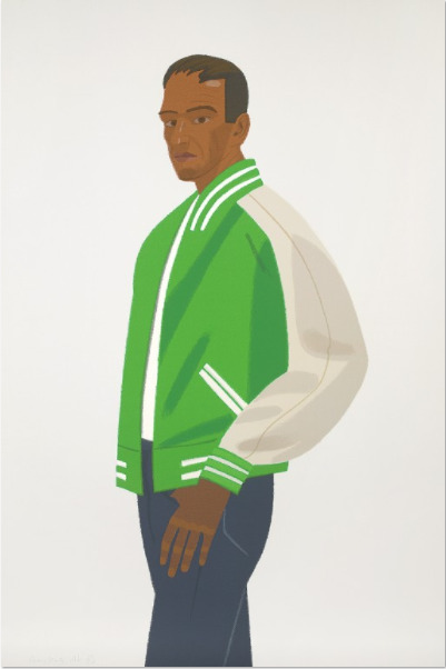 , 'Green Jacket,' , Oliver Cole Gallery