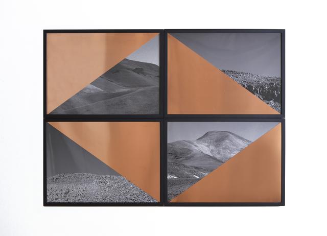 , 'Desierto Intervenido,' 2018, Galería RGR