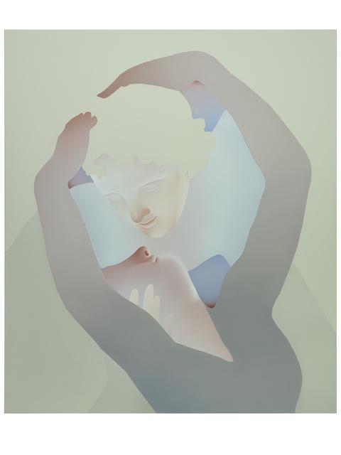 , 'Ais,' 2019, Kadel Willborn