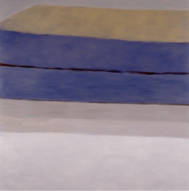 , 'Blue Still,' 2003, PIFO Gallery