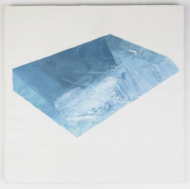 , 'Volume in Blue, II,' 2015, Court Tree Gallery