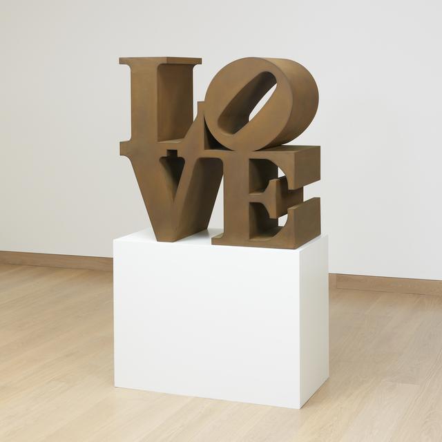 , 'LOVE ,' 1966-1996, Kasmin