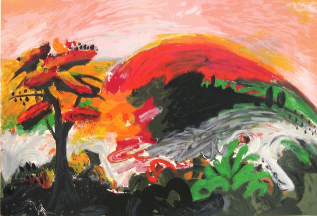 Yehouda Chaki, 'Spring Mountain', 1993, Newzones