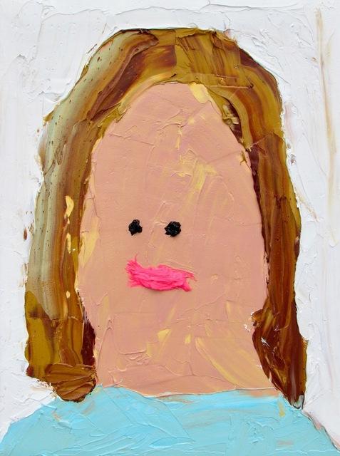 , 'Pretty in hot pink,' 2018, Ro2 Art