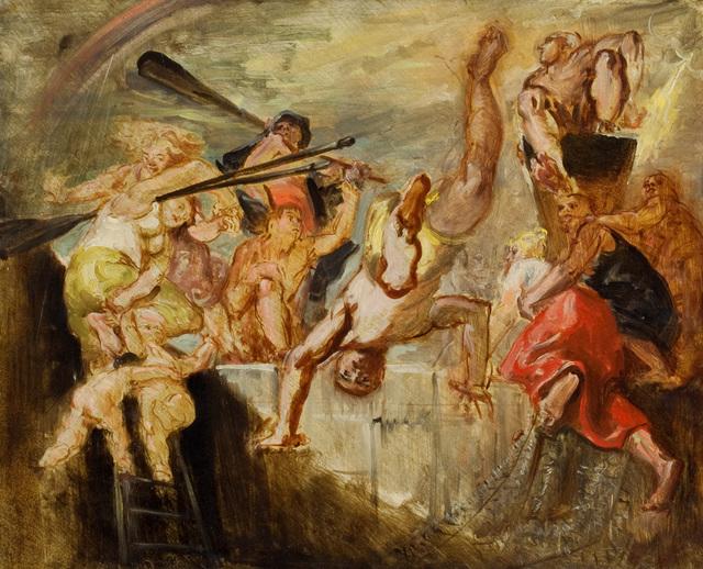 Reginald Marsh, 'Summer at the Pier', Questroyal Fine Art