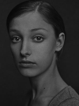 , 'Alexandra Maria Lara,' 2009, Bernheimer Fine Art