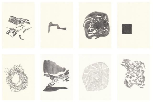 , 'Afinación II,' 2011, ProjecteSD