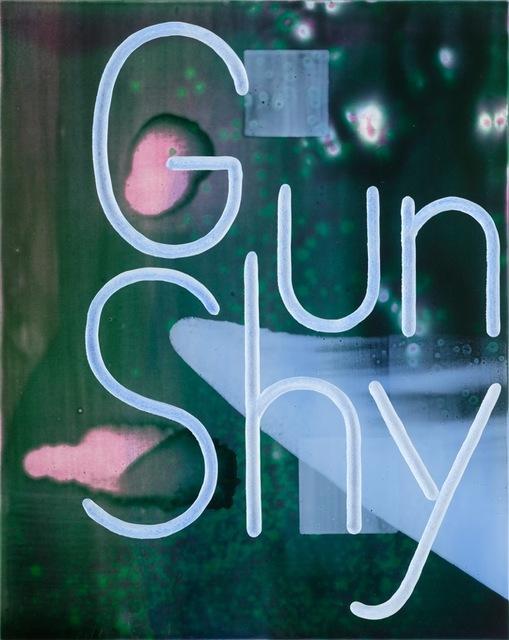 , 'Gun Shy,' 2016, Monte Clark Gallery