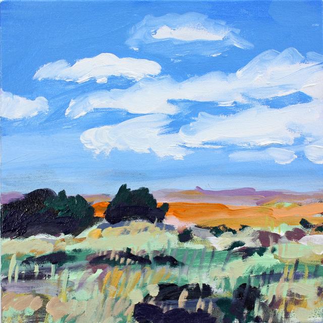 , 'High Desert (All Astir),' 2017, G. Gibson Gallery