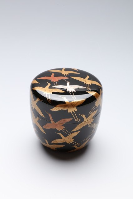 , 'Tea Caddy with Cranes (T-4139),' 1970, Erik Thomsen