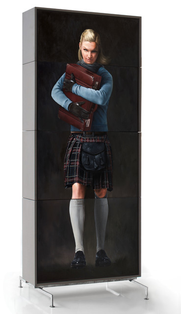 , 'The Suitcase,' 2015, Jonathan LeVine Projects