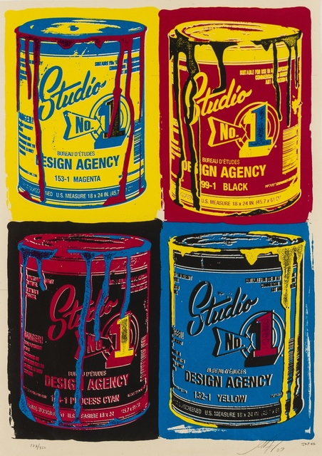 Shepard Fairey, 'Tools of the trade', 2007, Forum Auctions