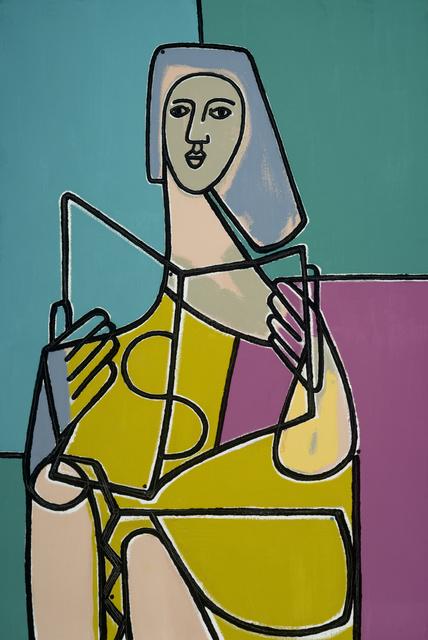 , 'Morning Newspaper,' , Joanne Artman Gallery