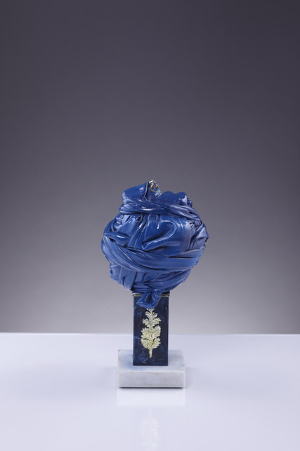 , 'Trophy (blue #1),' 2014, PITT Projects