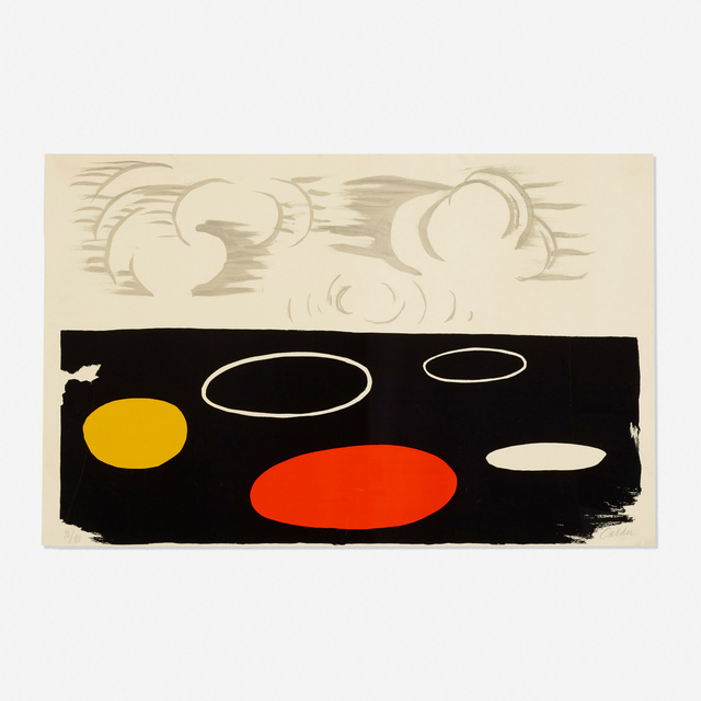 Alexander Calder, 'Flat World', ca. 1970, Rago/Wright
