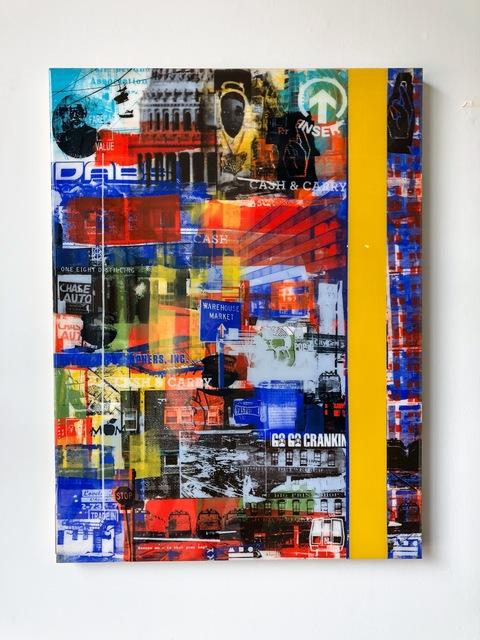 , 'Fair Card Value 14,' 2018, Long View Gallery