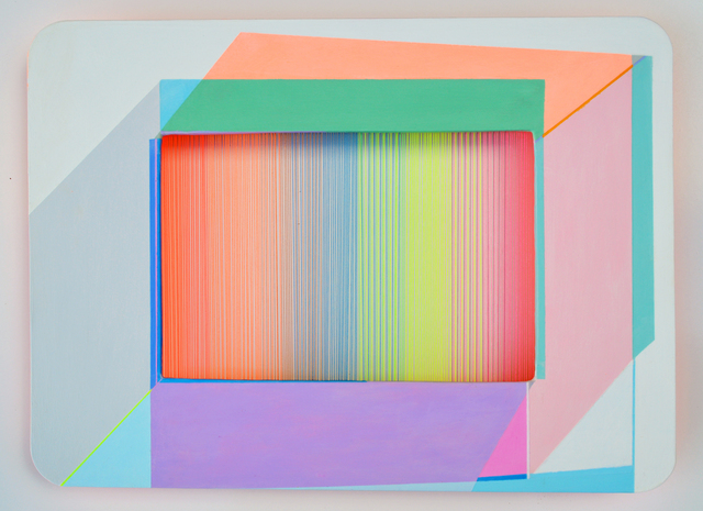 , 'Light Threads #10,' 2016, Richard Levy Gallery