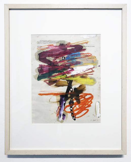 , '#03,' 2011, Leslie Feely