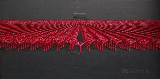 Yu Nancheng, 'Chinese + Kongfu 6', 2015, Ode to Art