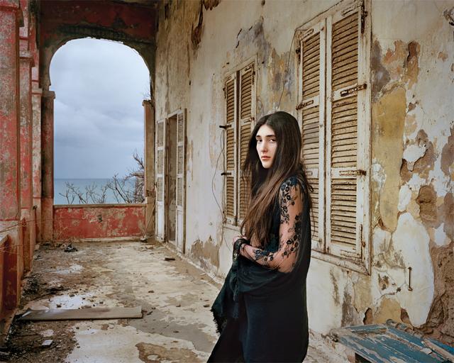 Rania Matar, 'Lea #1, Beirut, Lebanon', 2019, Robert Klein Gallery