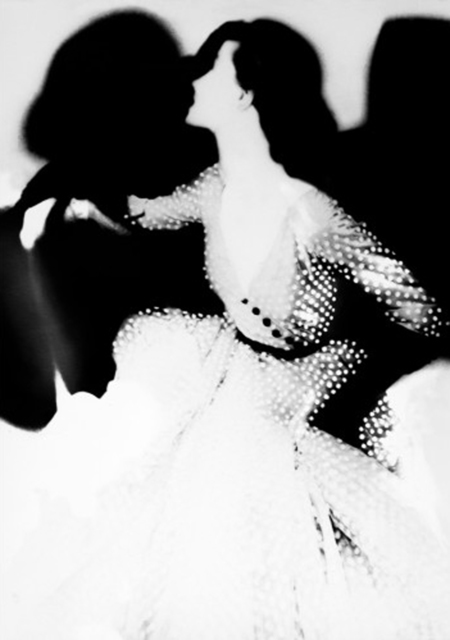 Lillian Bassman, 'The Cost of Living: Barbara Mullen in a dress by Omar Kiam for Ben Reig, New York', 1950, Peter Fetterman Gallery