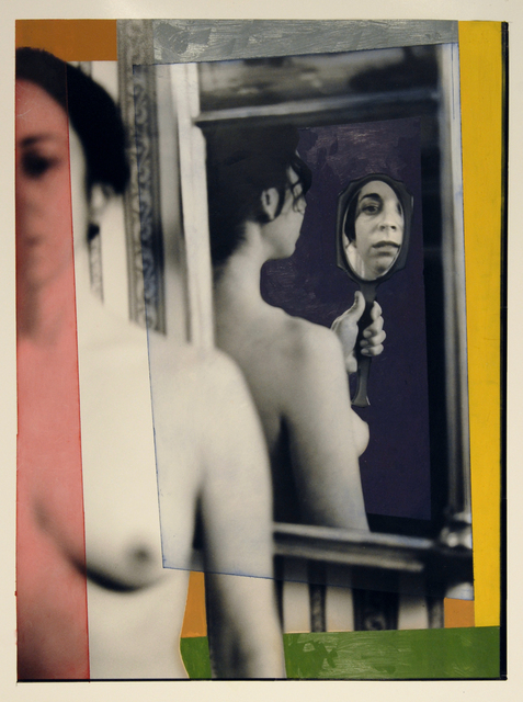 , 'Shanti in the mirror,' 2006, Nina Johnson