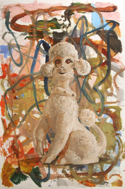 , 'Abstract Poodle,' 2014, The Hole