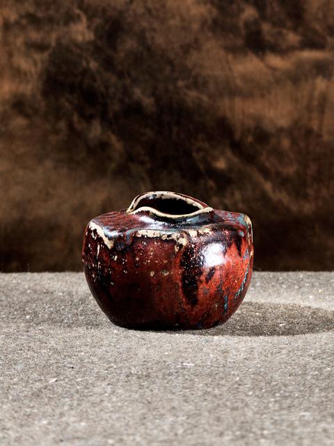 Pierre Adrien Dalpayrat, 'Organic Pot', 1895, Jason Jacques Gallery