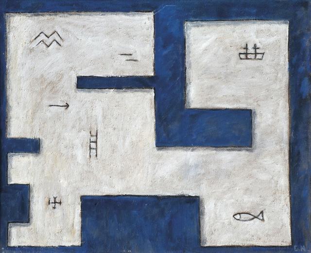 , 'Forma blanca,' , Galería de las Misiones