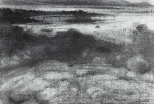 , 'View Between the Islands,' 1982, Alexandre Gallery