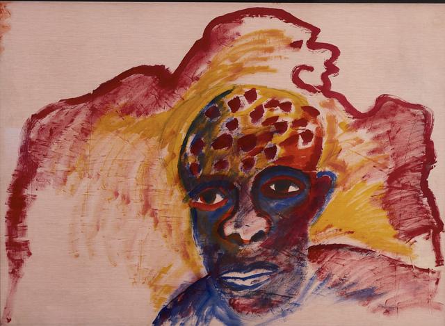 , 'Untitled (Head),' 1990's, AkaraArt