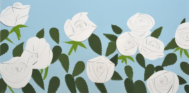 , 'White Roses,' 2014, Meyerovich Gallery