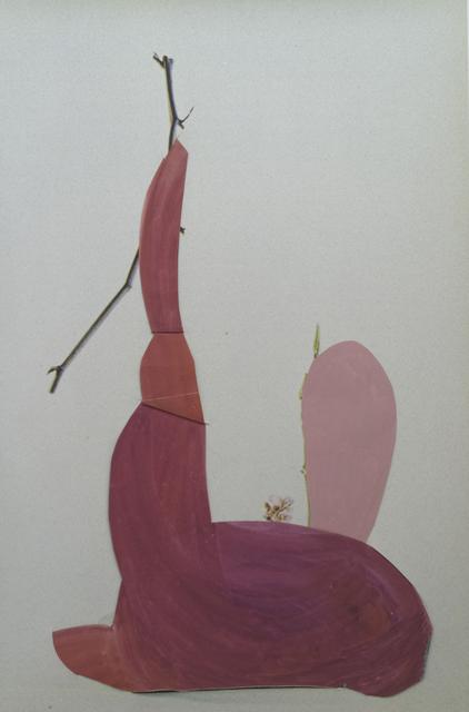 , 'Untitled (figure 1),' 2017, The Ravestijn Gallery