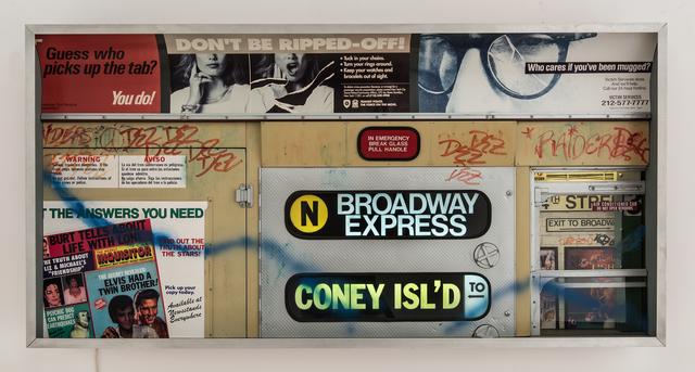 , 'Subway Series (#5),' 1993, Hollis Taggart