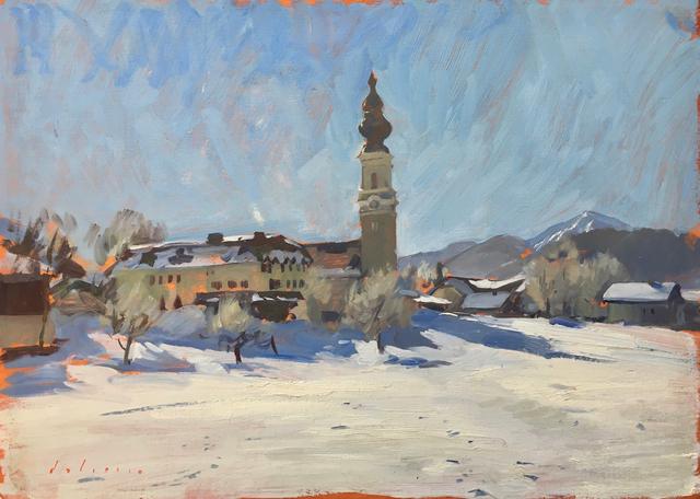 , 'Faistenau,' 2019, Grenning Gallery