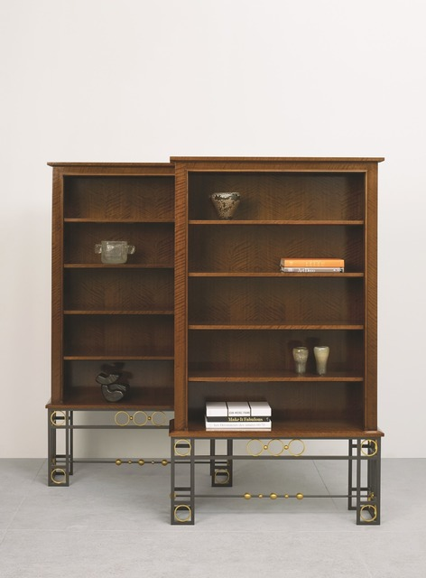 , 'Pair of Bookcases,' 1963, Maison Gerard