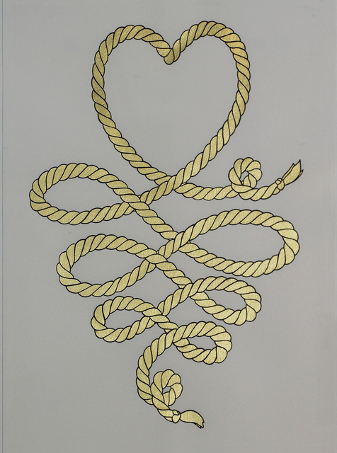 , 'Rope II,' 2017, Sienna Patti Contemporary