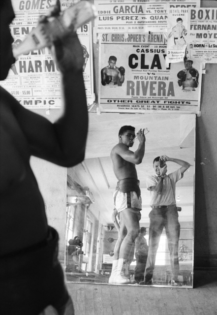 , 'Cassius Clay and Marvin Newman, Fifth Street Gym, Miami,' 1963, TASCHEN
