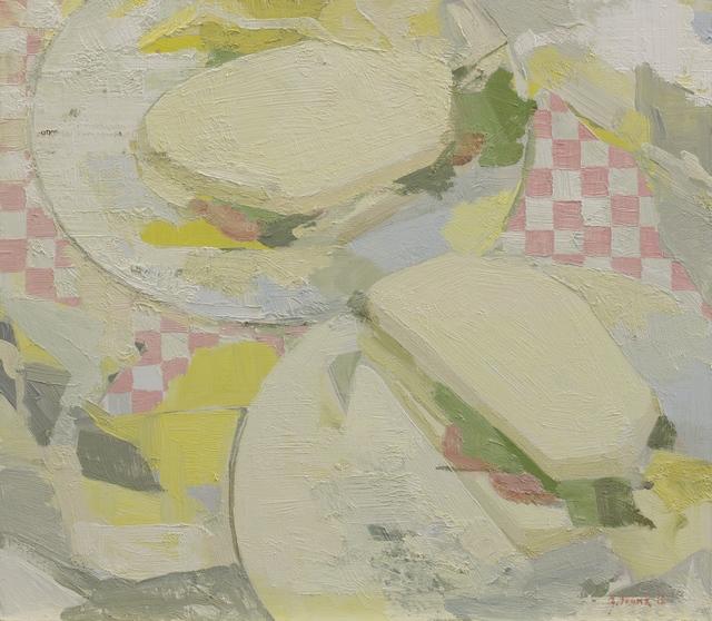 , 'Sandwich #10,' 2018, Gallery 1261