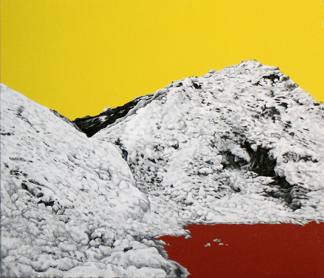 , 'Temporary Mountains 1,' 2015, Resource Art